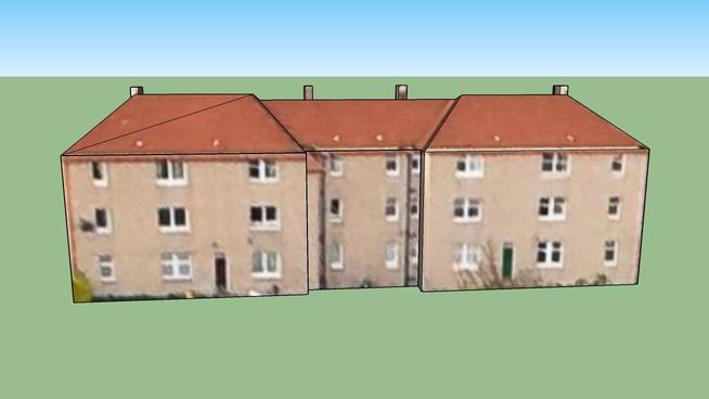 Edinburgh EH8 7PW, İngiltere adresindeki yapı