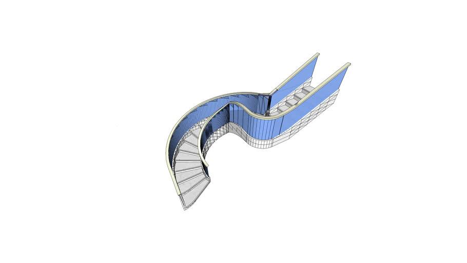 Wonderfull Spiral Stair
