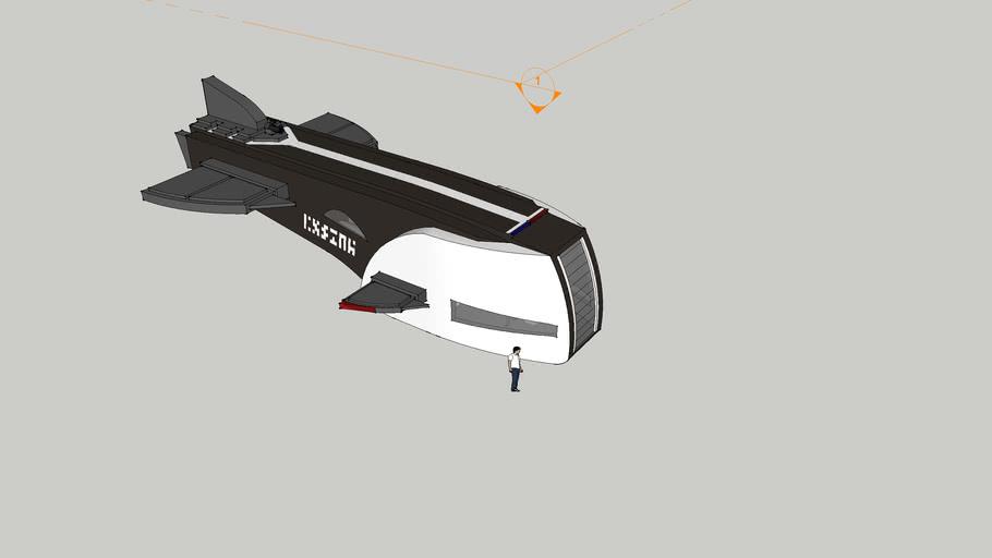 Future Police Ship v2