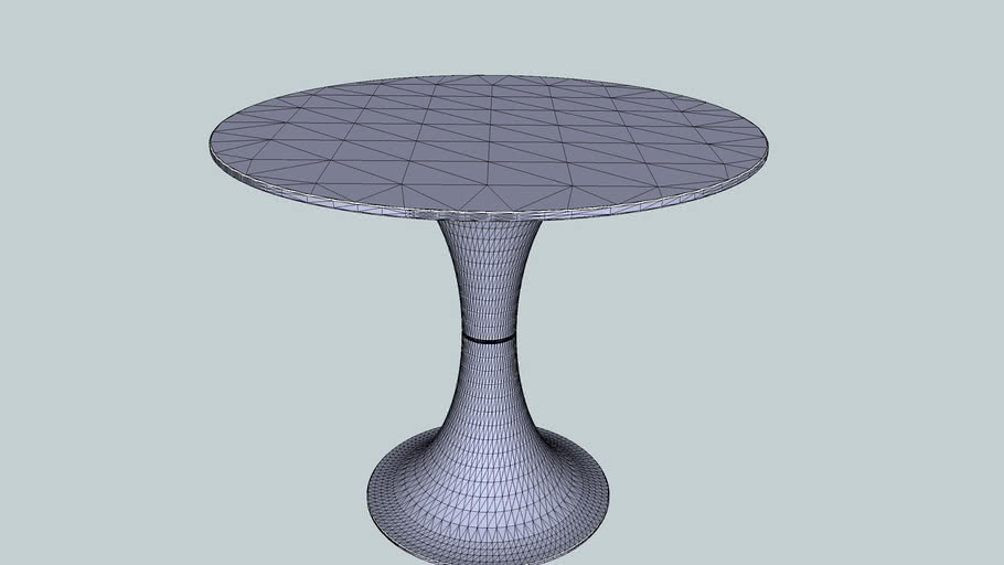 CHIME TABLE 900mm
