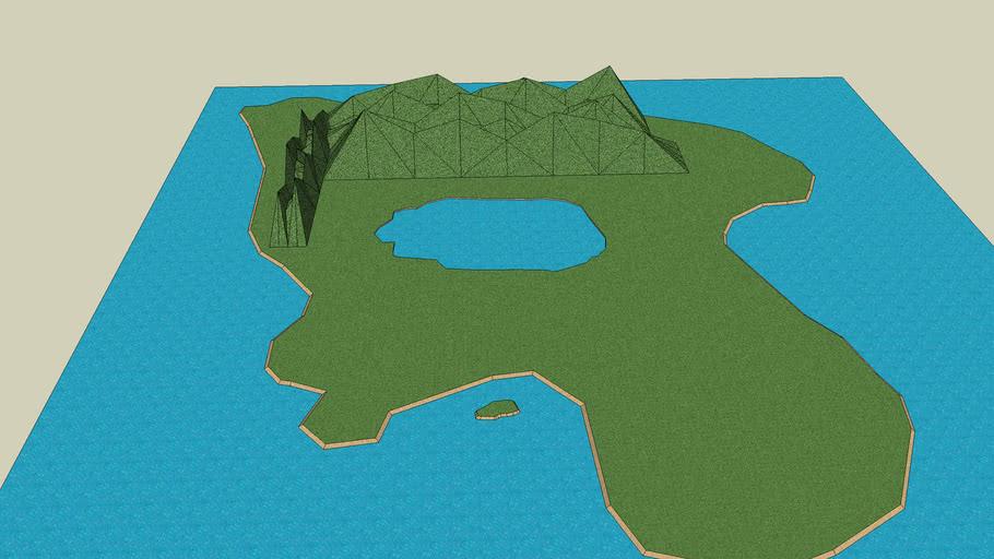 isola / island