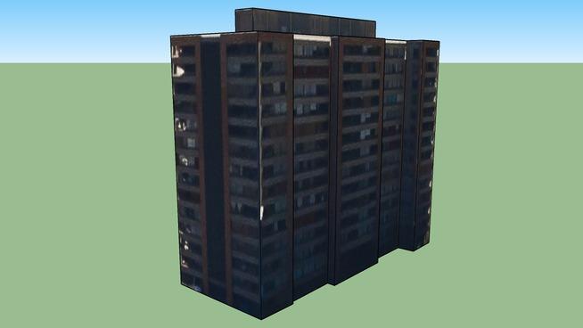 Resedential flat Quilicura, Santiago, Chili