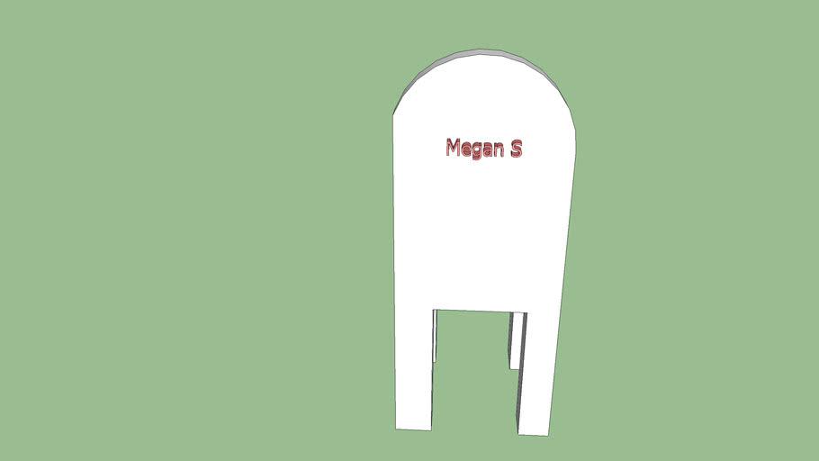 Original chair by Megan S