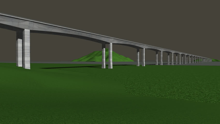 Balanced Cantilever Bridge