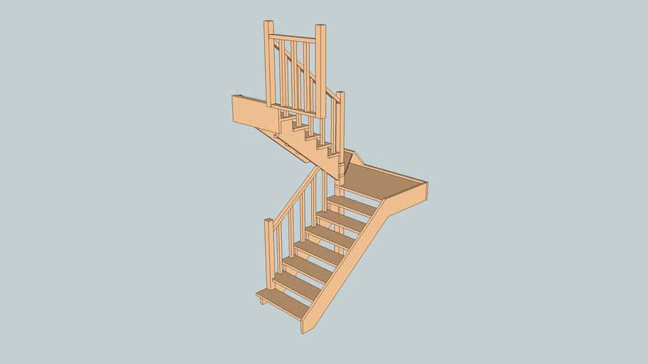 Лестница_L041