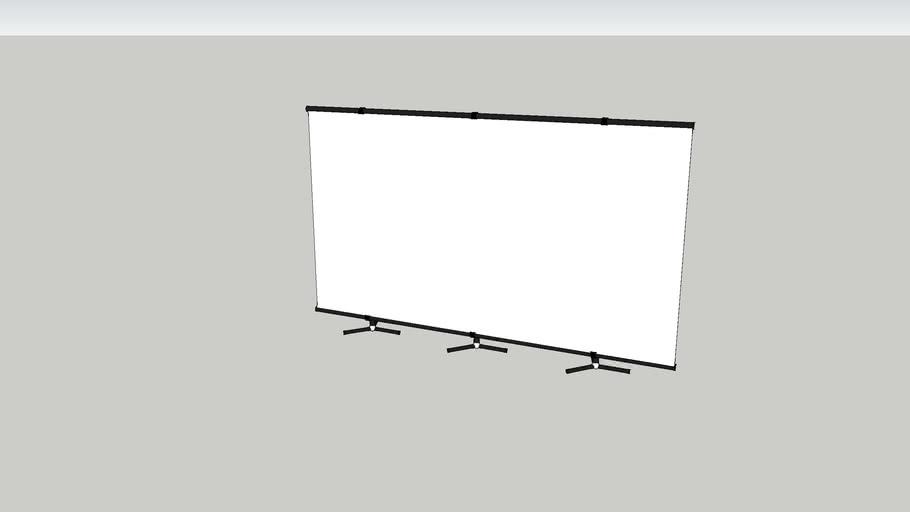 Maxibit Stage 5x3 straight (tripod feet)