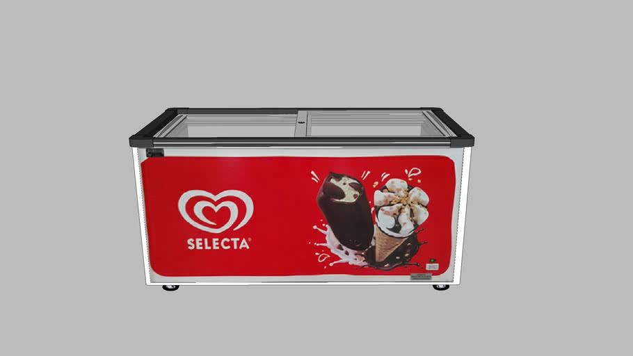 冰柜150