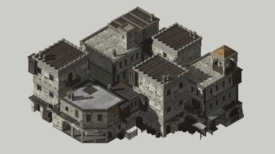 Medieval block 5