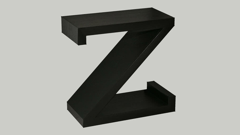 side table Z style