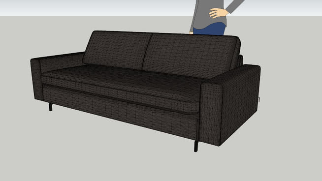 Zuiver Jean 2,5 seater sofa
