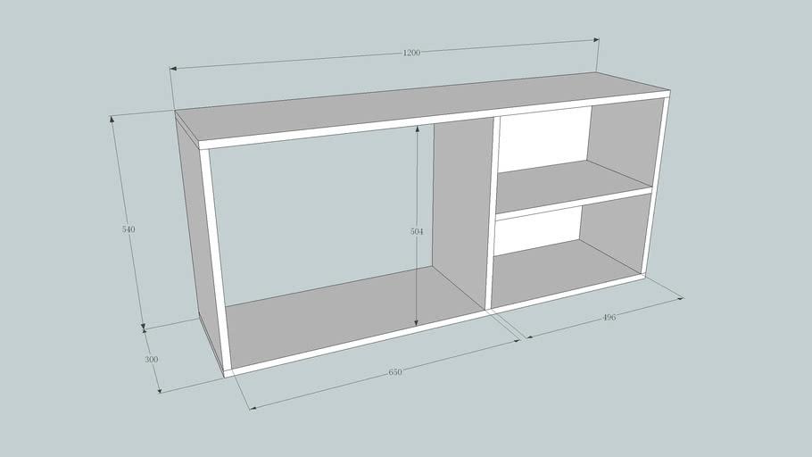 GOezGO 20130304 訂做桌上型書架