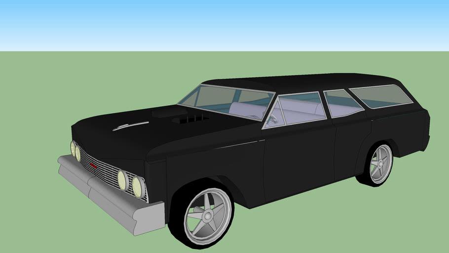 Chevrolet Chevelle Station Wagon (1966)