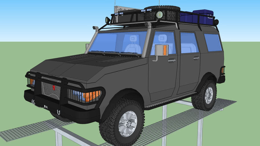ROV - Rincu's Offroad Vehicle