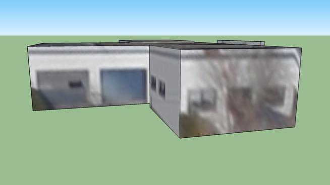 Construção em Albuquerque, NM, USA