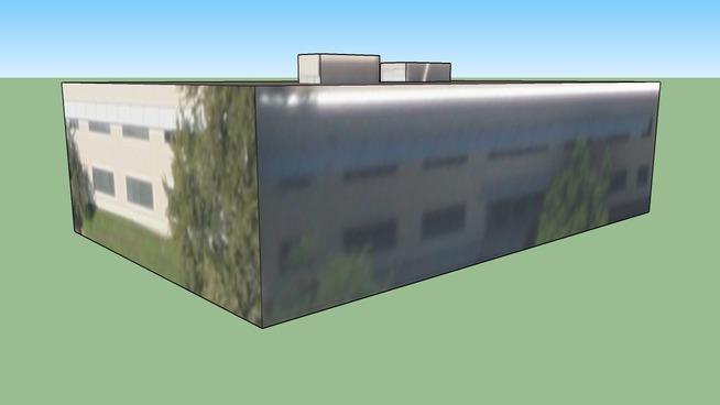 Building in San Antonio, TX, USA