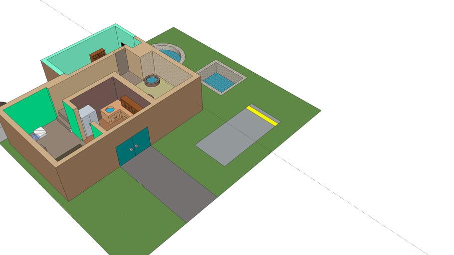 Ingrid's Dream House