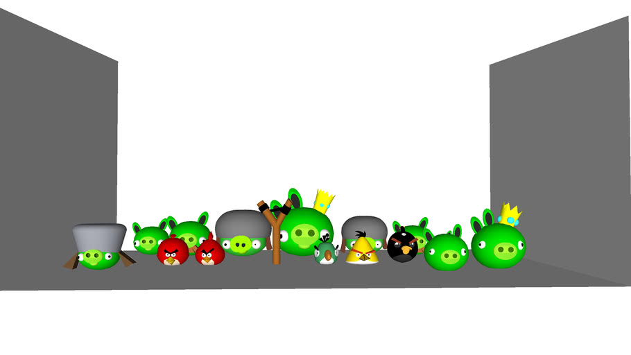 ANGRY BIRDS PACK UPDATED