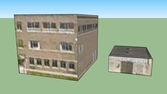 Bâtiment situé Toronto, ON M6J 2W3, Canada