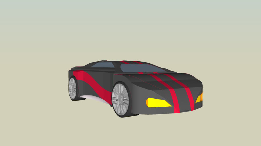 Bugatti Edited with other design ideas, simple