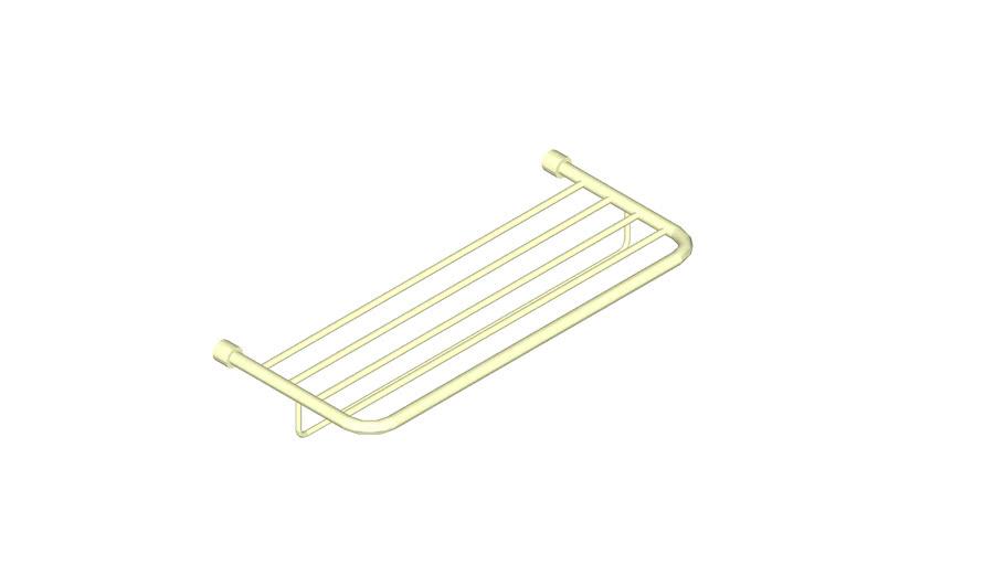 JUSTIME Bath Towel Rack With Rail (600mm) _6880-66-80CP 置物架