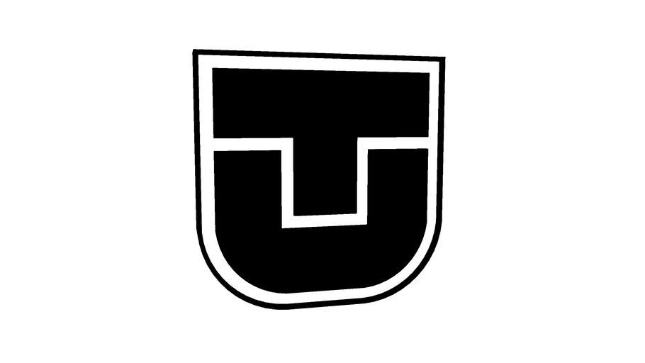 3D Logo TUKE