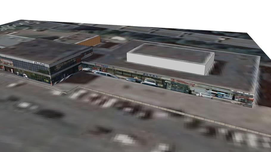 Торговый центр Атлантис город Петергоф
