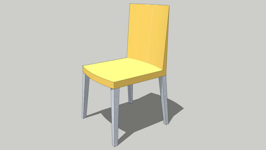 Kitchen chair / Silla de cocina