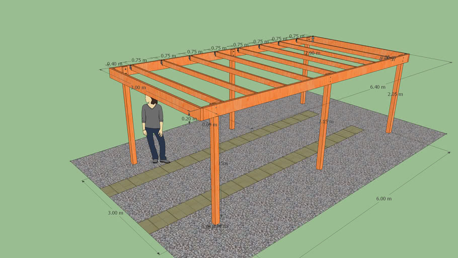 Simple Carport Design