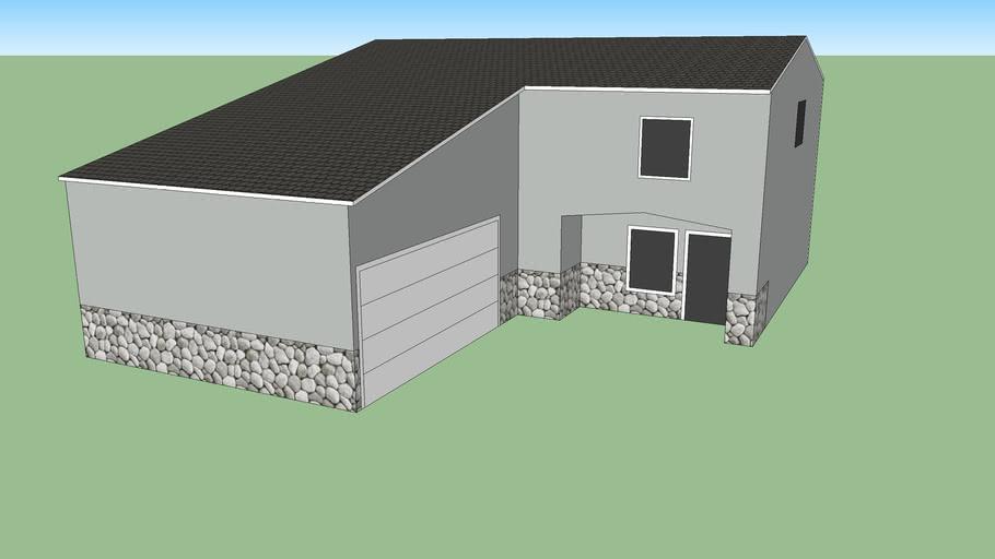 Tribute Homes Model 1D