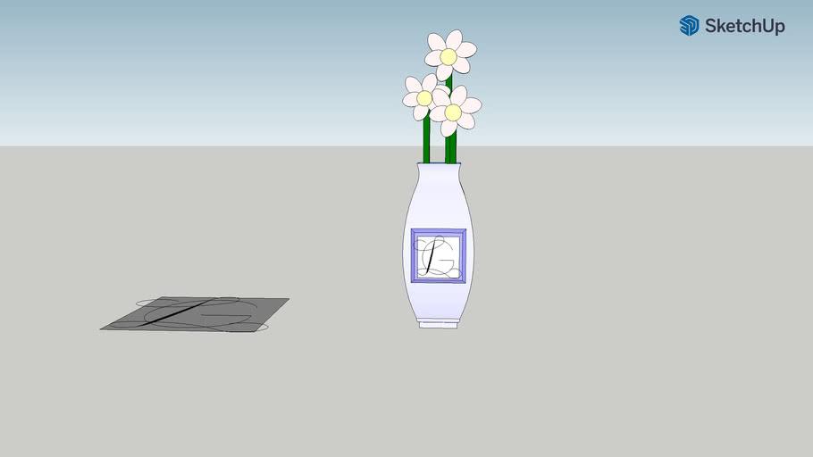 PCD Knights 2D/3D Logo- Lily