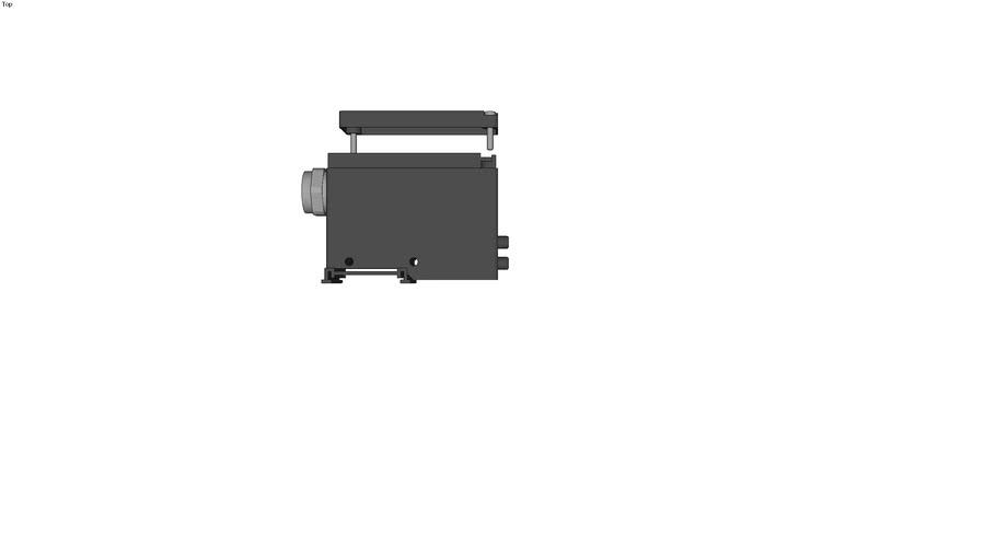 Glass fibre optic sensor - Type AFV 954 R