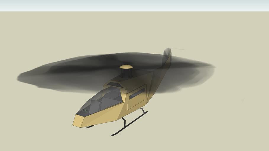 "MH-120 ""venom"" (unarmed)"