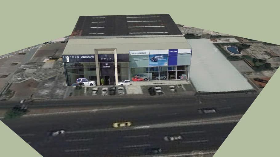 Agencias Lincoln y Volvo Querétaro