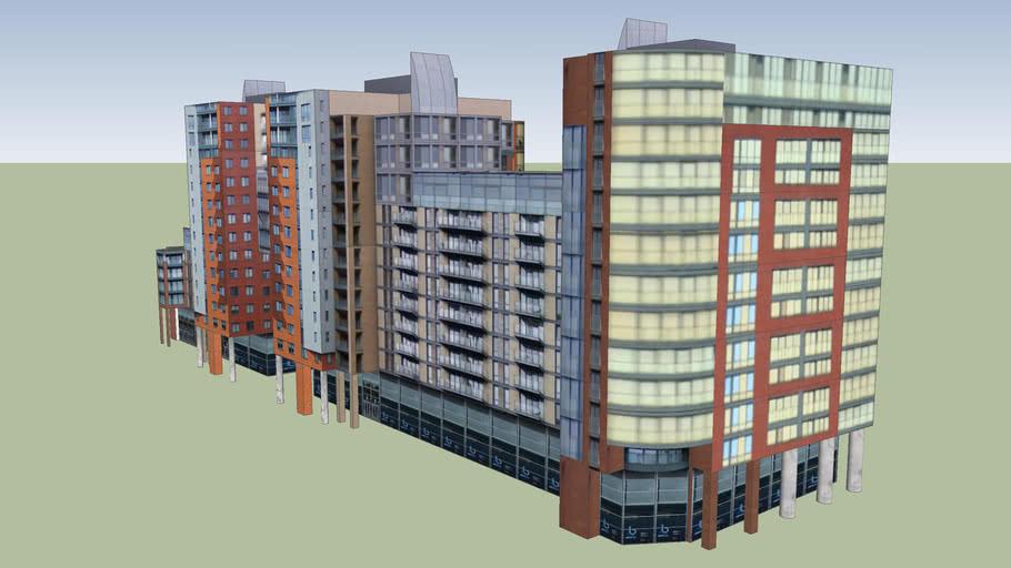 Leftbank Apartments