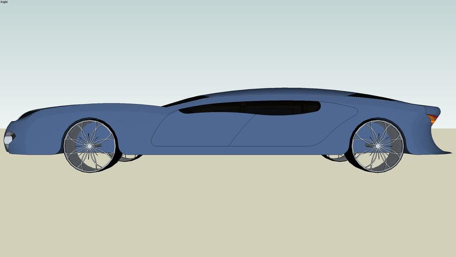 Roller Berline Concept - RBC I