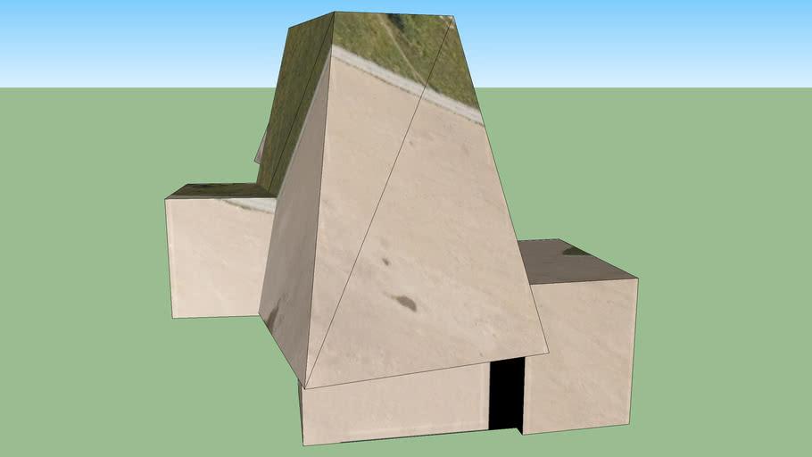 二,四班季阳的建筑模型