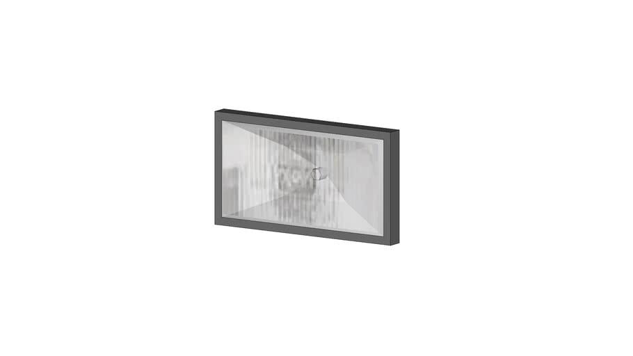 Automotive aftermarket fog lamp (FG1000)