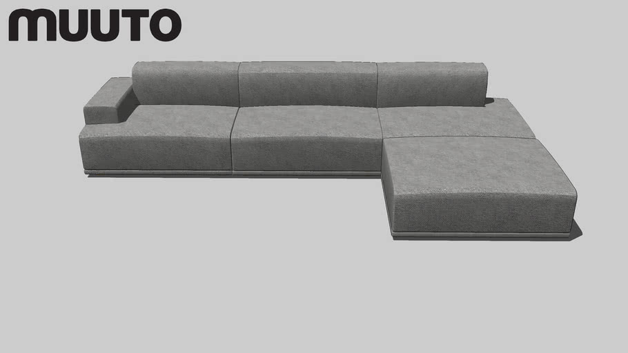 Muuto Sofa Connect Modular System