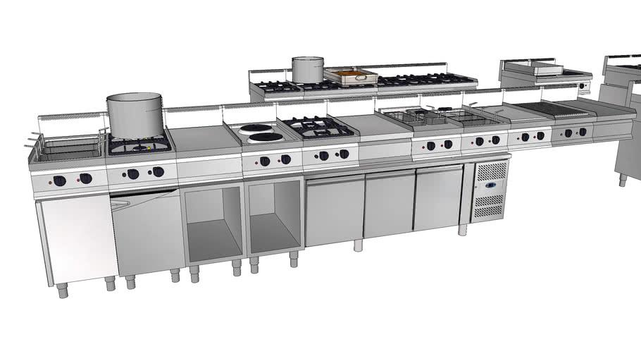 Kitchen Equipment 1