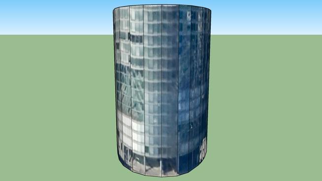 Building in Bruxelles, Belgique