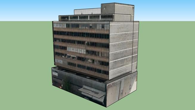 372 Albert Street Building in Melbourne VIC, Australia