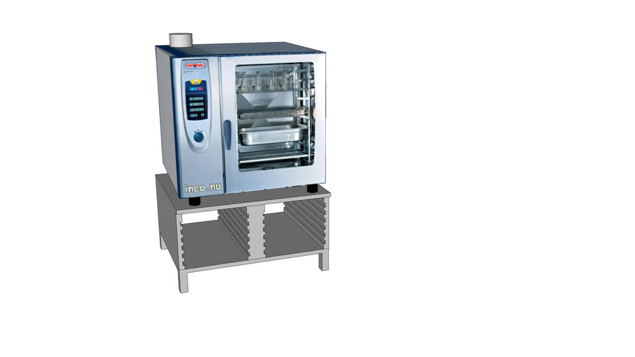Horno rational SCC 101