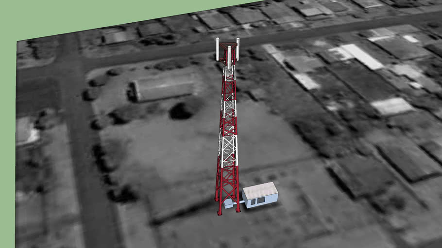Torre de Telefonia-Toledo-PR