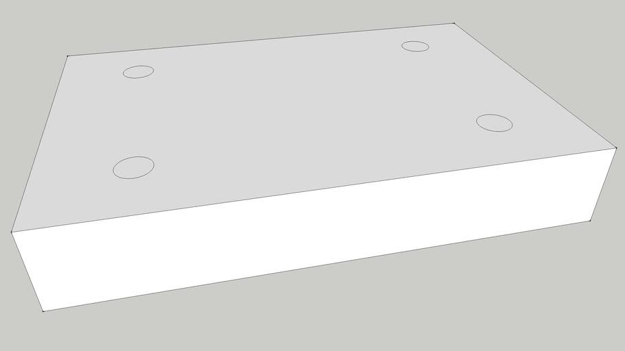 Kistler 9281EA Forceplate