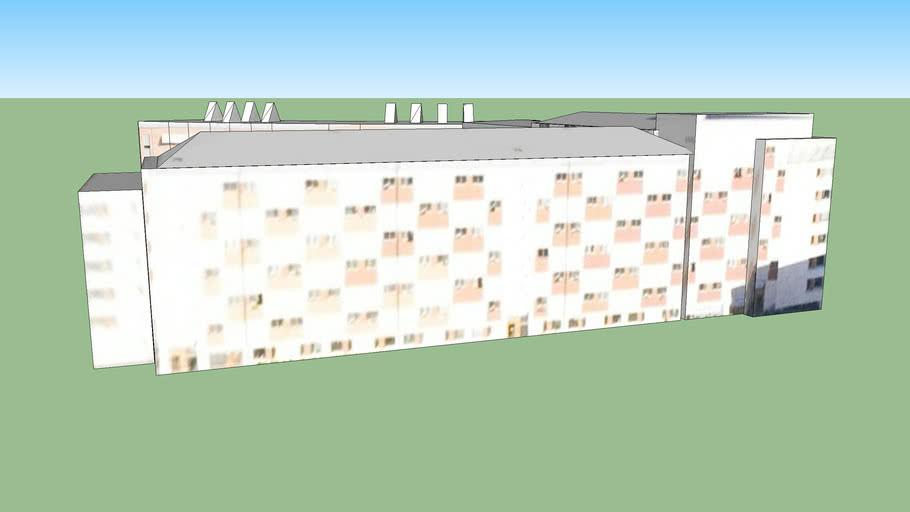 斯德哥尔摩, 瑞典的建筑模型