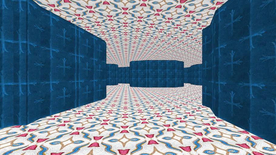 Zigzag Maze - Sketchup 6.
