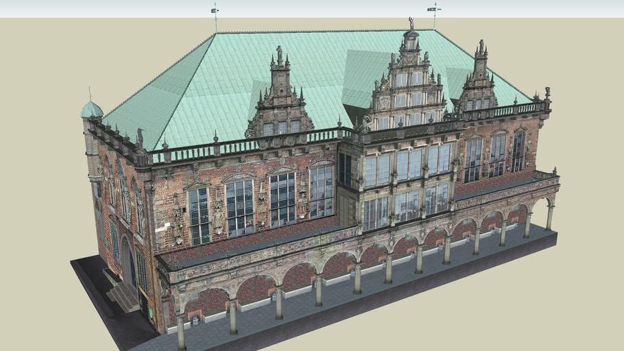 Altes Bremer Rathaus