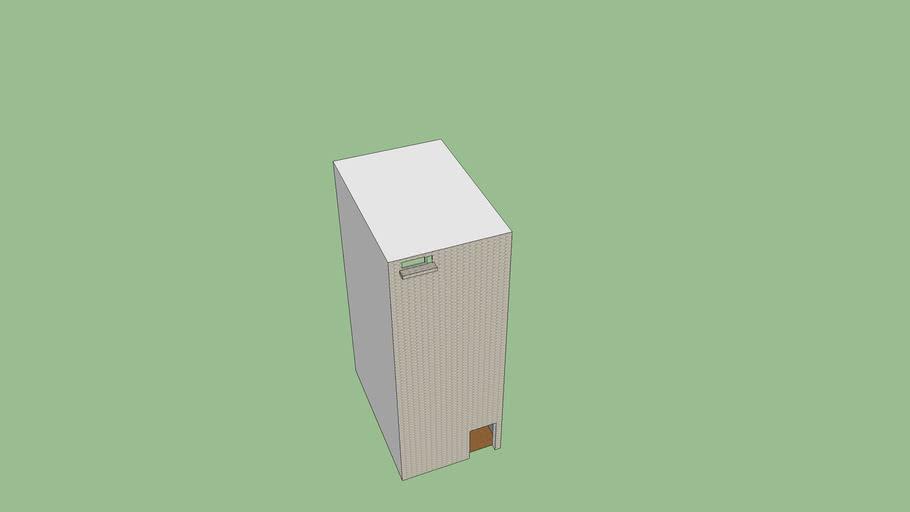 High rise flat (Template)