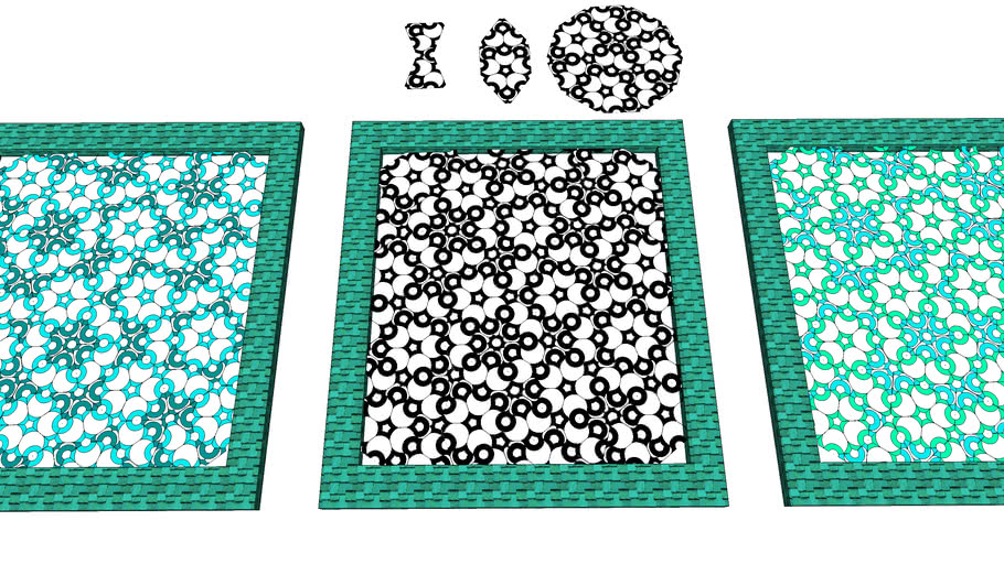 Islamic screen windows