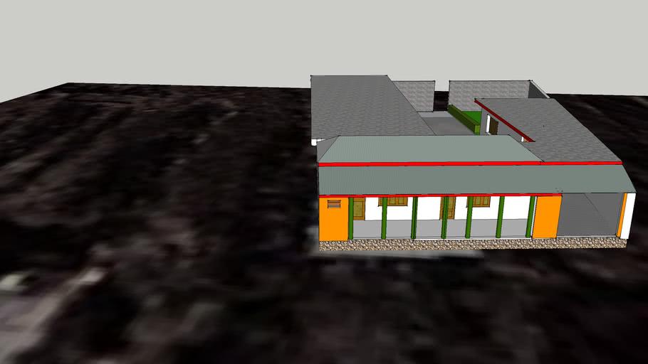 Muhammad Sagheer Awan 3D house